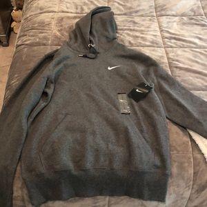 Never worn!!! Nike gray sweatshirt!!!